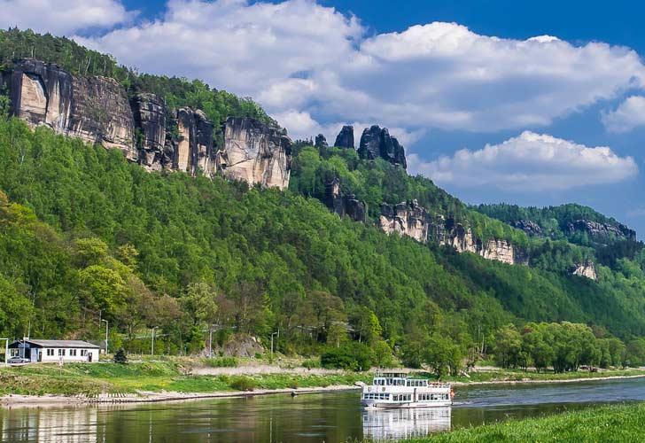 Elbe radweg for Hotelsuche dresden