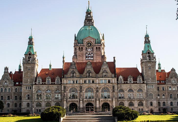 5 Sterne Hotel Hannover